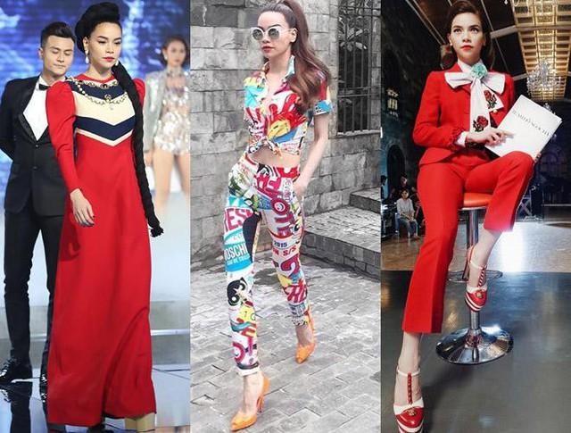 Khi làm giám khảo The Face, Hồ Ngọc Hà đã chi đến hàng tỷ đồng cho các trang phục cô mặc trong suốt quá trình ghi hình cho chương trình.