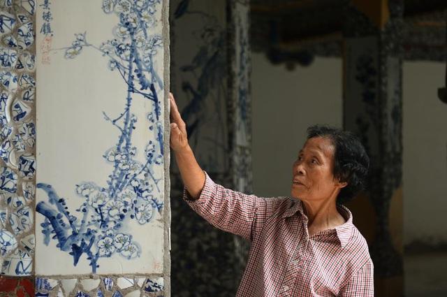 Theo bà Yu, cuộc đời bà sẽ chẳng có gì ý nghĩa và không hoàn thiện nếu như không có công trình bà ao ước bấy lâu.