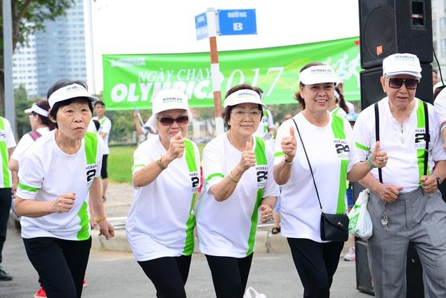 Người tham gia chạy sẵn sàng đã sẵn sàng