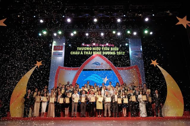 Lễ tôn vinh được diễn ra tại Nhà hát Bến Thành – Tp. Hồ Chí Minh ngày 7 tháng 5 vừa qua