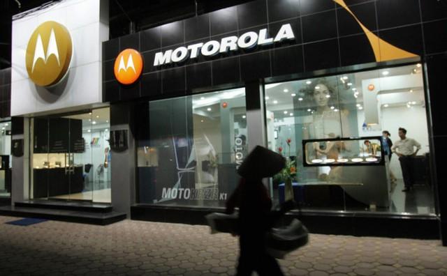 Motorola hiện đã mất thương hiệu.