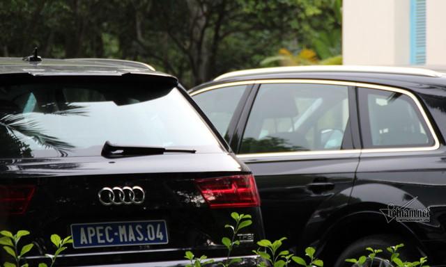 Chiếc Audi Q7 được sản xuất dành riêng phục vụ APEC 2017
