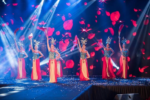 Và cũng là sự kiện đẳng cấp bậc nhất ngành Mỹ phẩm Việt