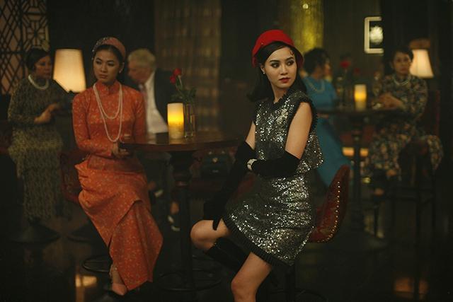 Lan Ngọc vào vai cô con gái ương bướng. Trong trailer, có đoạn nữ diễn viên ăn tát của Ngô Thanh Vân vì quá hỗn hào.