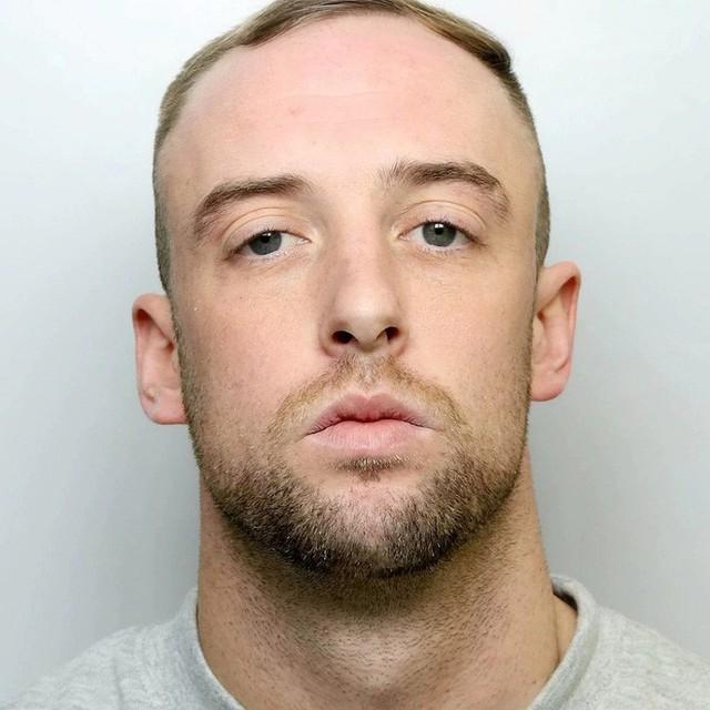Daniel Jones, hung thủ phóng hỏa ngôi nhà của gia đình Broadhead, sát hại ông Broadhead và đứa con gái 8 tuổi. (Ảnh: Internet)