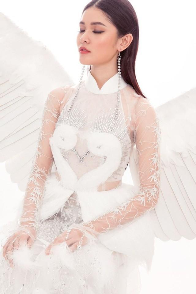 Một số hình ảnh studio trước thềm chung kết Miss International 2017 của Thùy Dung.