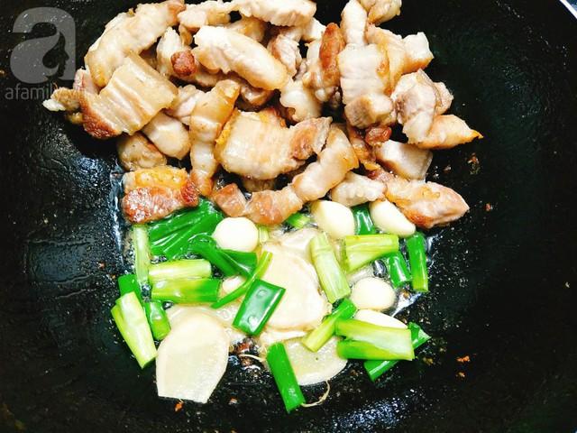 photo 3 1513062560024 Cách kho thịt Heo ngon của người Đài Loan ít người biết