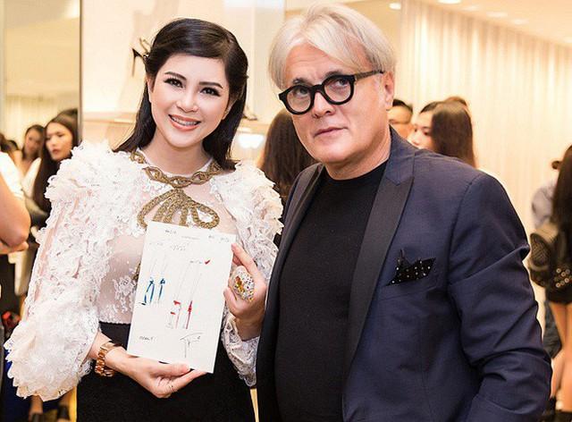 Hiện tại cựu nữ diễn viên đang là một bà chủ quyền lực nhất nhì Việt Nam.