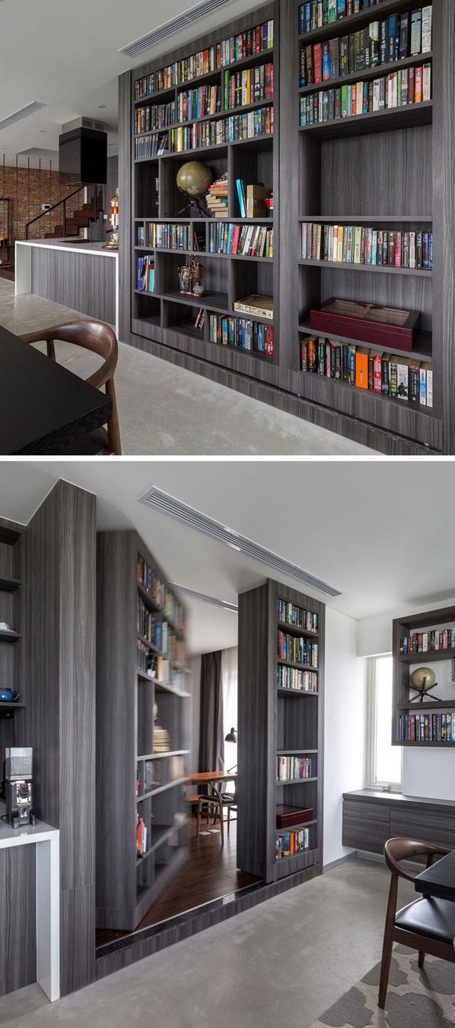 Phong cách thiết kế nội thất này cũng mang đến nét độc đáo, cá tính, riêng biệt cho không gian sống gia đình.
