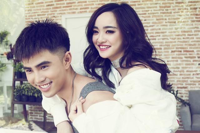 Cặp đôi Kaity Nguyễn và Will cũng dùng chiêu trò sau khi kết đôi.