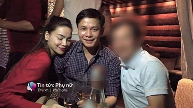 Đại gia có vợ Chu Đăng Khoa từng có thời gian qua lại với nữ hoàng thị phi Hồ Ngọc Hà.