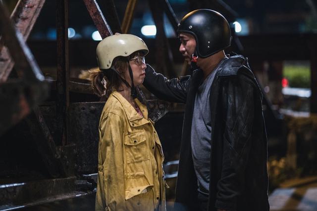 Thu Trang và Tiến Luật đóng vai chính trong phim Chí Phèo ngoại truyện.