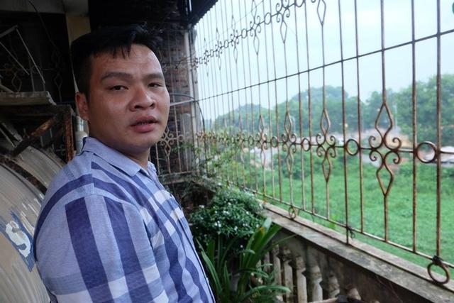 Anh Nguyễn Hà Phương kể lại thời điểm cùng với công an phá chuồng cọp cứu người.