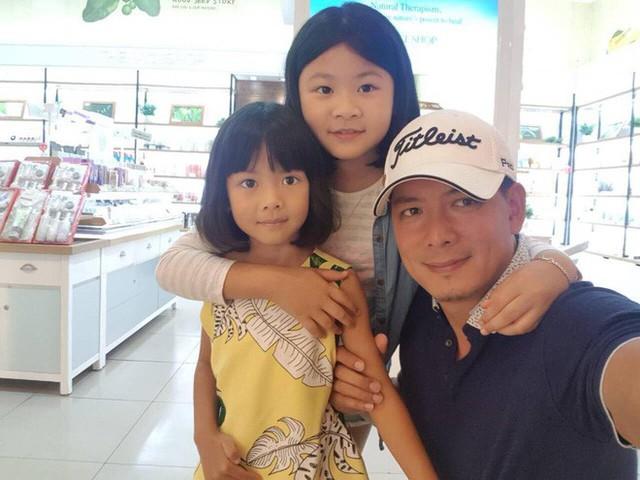 Anh Thơ chia sẻ bức hình chồng và con gái sau scandal tình ái giữa Bình Minh và Trương Quỳnh Anh.