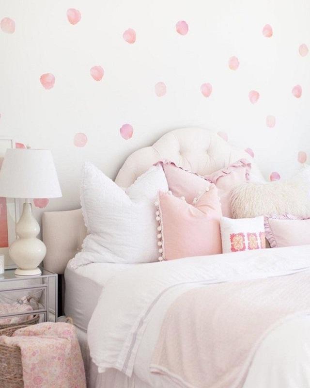 Nếu muốn có một căn phòng ngủ đầy nữ tính thì đây là gợi ý hoàn hảo nhất dành cho bạn.