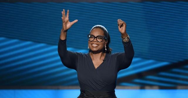 Bà trùm truyền thông Oprah Winfrey