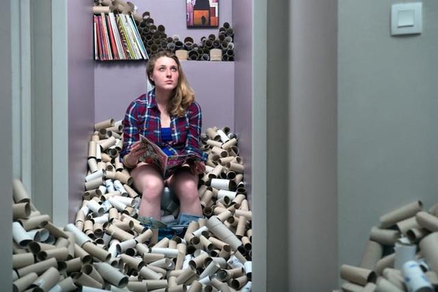 Những lõi giấy vệ sinh tuy nhỏ bé nhưng cũng có thể trở thành rắc rối lớn cho môi trường.