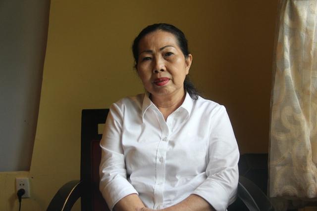 Luật sư Trần Thị Ngọc Nữ mong muốn việc xâm hại tình dục ở trẻ em sẽ không còn nữa.