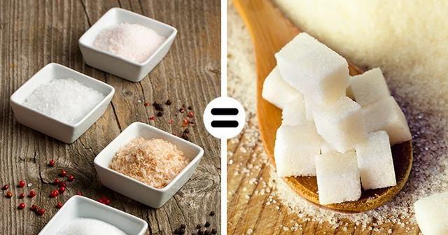 Đường không chỉ được dùng để làm đồ ngọt mà còn là một loại gia vị hữu hiệu cho các món mặn. Cho thêm một chút đường vào món ăn có cà chua, dưa chua và các món chua nói chung sẽ làm giảm vị chua và khiến món ăn ngon ngọt tự nhiên.