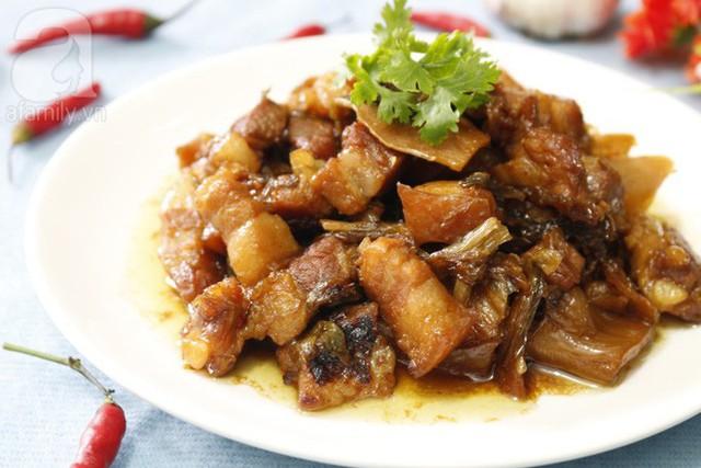 photo 5 1513062560025 Cách kho thịt Heo ngon của người Đài Loan ít người biết