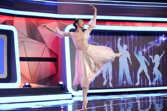 Vũ công ballet Trần Hoàng Yến