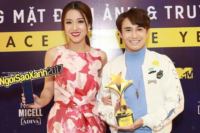Hai diễn viên trẻ Huỳnh Lập, Puka thu hút sự quan tâm bởi cả hai từng đoạt giải Gương mặt triển vọng 2016.