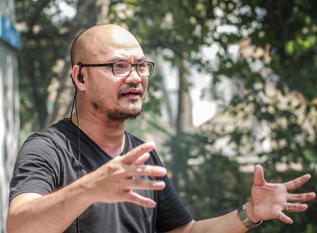 Đạo diễn Hoàng Tuấn Cường chỉ đạo thực hiện Xóm trọ 3D. Phim dự kiến khởi chiếu từ ngày 30/6.