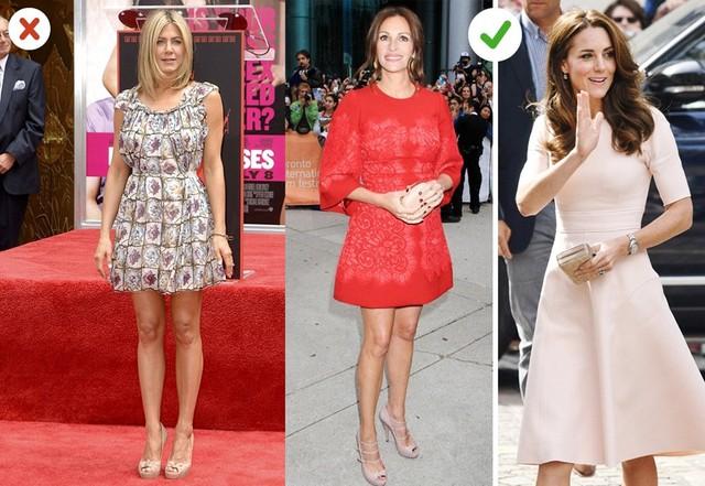 Váy thắt eo: Những bộ váy với nhiều họa tiết sặc sỡ chỉ phù hợp với cô gái trẻ. Phụ nữ trên 30 tuổi nên chọn váy dáng chữ A, có thể thắt eo hoặc không. Chúng thu hút sự chú ý đến đôi chân mảnh mai và tạo chiều cao cho bạn.