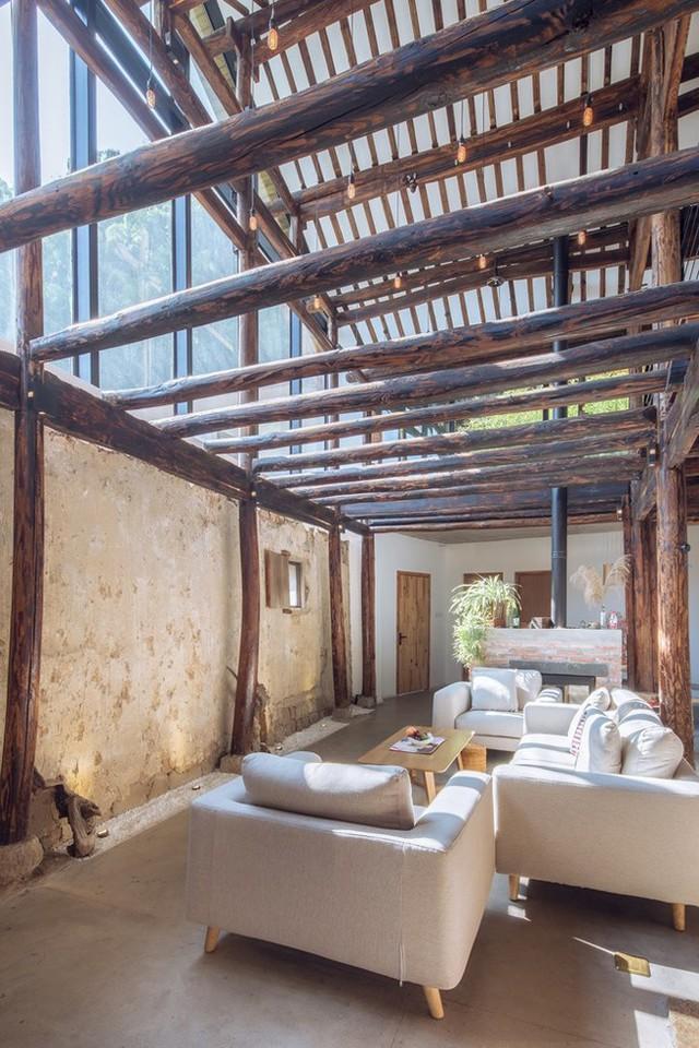 Các thiết kế hiện đại giúp ngôi nhà tiện nghi và sang trọng hơn.