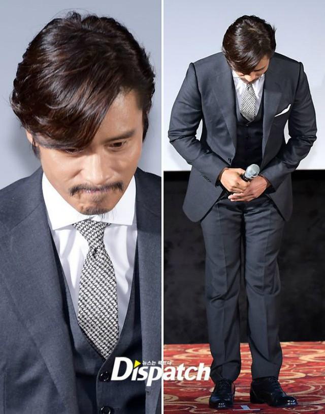 Lee Byung Hun cúi đầu xin lỗi công chúng vi scandal ngoại tình gây chấn động showbiz.