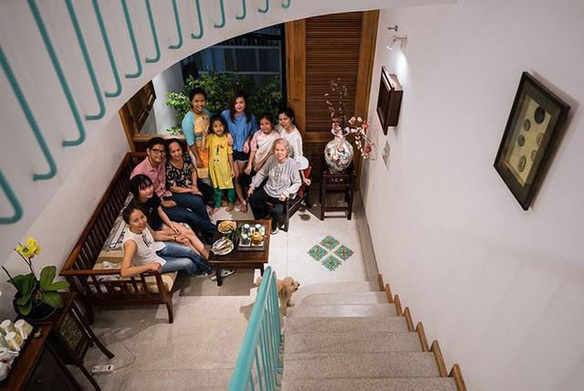 Phòng sinh hoạt chung của gia đình.