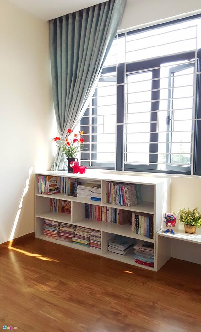 Những đồ nội thất xưa cũ giúp gia chủ lưu lại kỷ niệm về chỗ ở trước kia của mình.