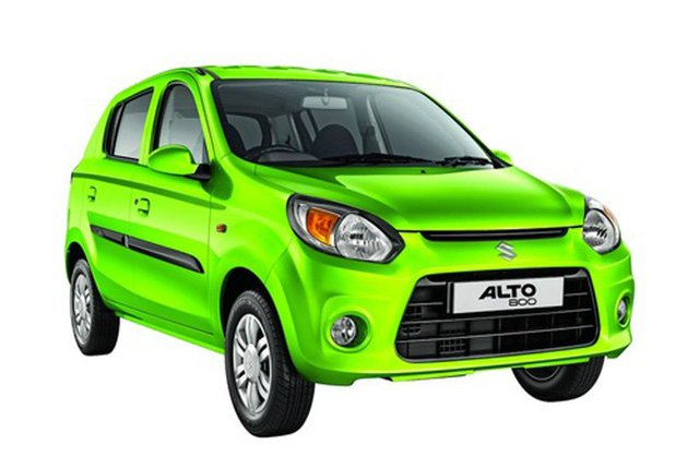 Suzuki Alto 800 2016 với giá sốc 110 triệu đồng