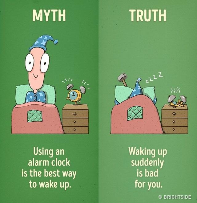 Dậy đột ngột có thể gây hại cho sức khỏe của bạn.