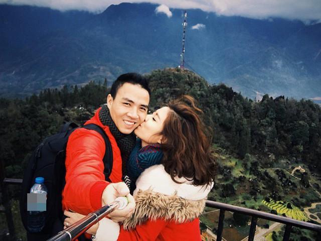 Được biết bạn trai của Hoàng Linh là một nhân viên quay phim làm cùng chương trình với cô.