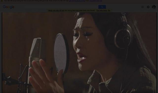 Phương Thanh hát đầy da diết, ám ảnh trong MV Tình yêu xa rồi