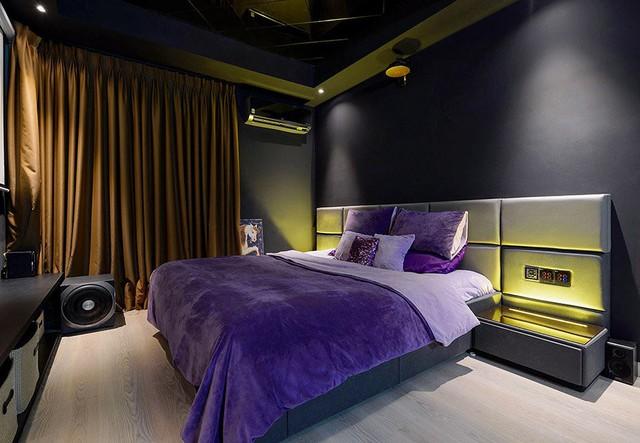 Không gian phòng ngủ của Lương Bằng Quang.