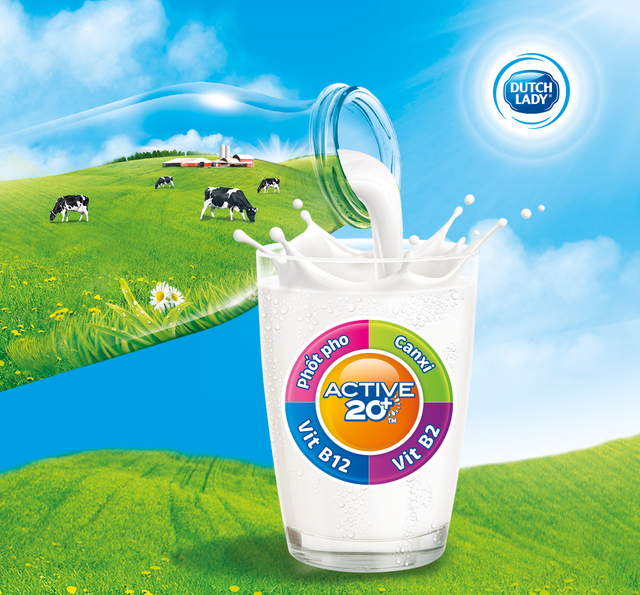 Mẹ đừng quên bổ sung năng lượng sữa để gia đình năng động, vui khỏe suốt chuyến đi