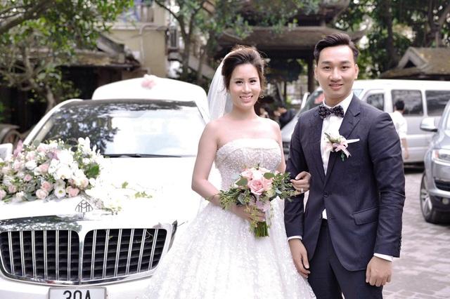 MC Thành Trung rước dâu bằng siêu xe 20 tỷ (ảnh tư liệu).