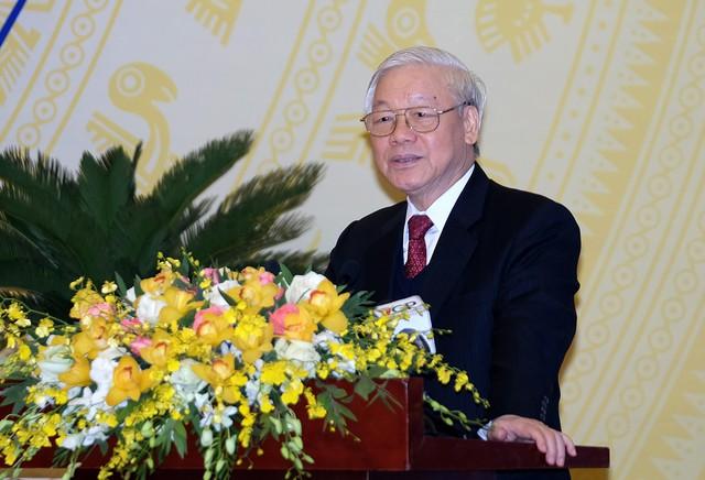 Theo Tổng Bí thư Nguyễn Phú Trọng, năm 2017 được đánh giá là một trong những năm thành công nhất trong việc thực hiện mục tiêu, nhiệm vụ nâng cao hiệu quả công tác đối ngoại.