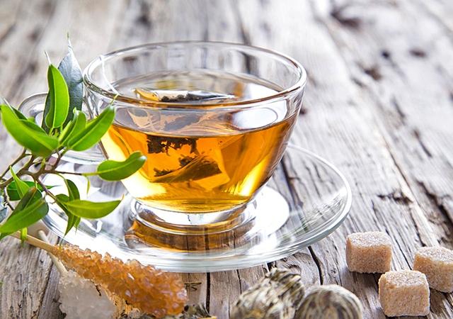 Image result for uống trà thay nước lọc