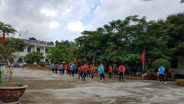 Trường THCS Minh Tân, Thủy Nguyên, Hải Phòng.