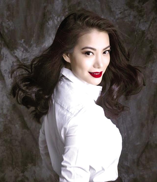 Cựu người mẫu, diễn viên Trương Ngọc Ánh. Ảnh: TL