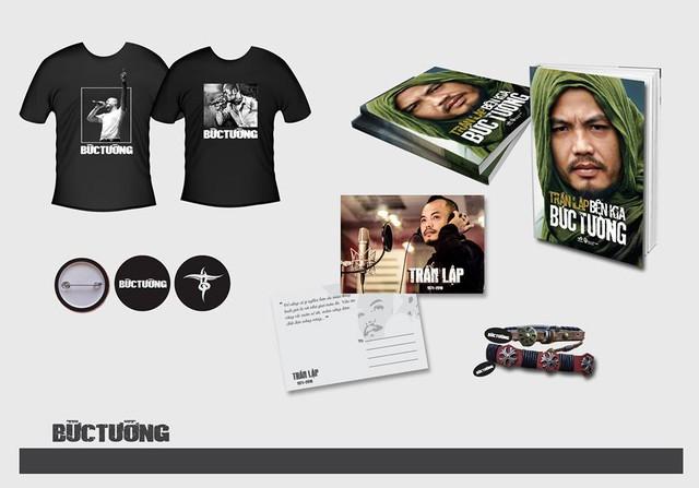 Những món quà lưu niệm được BTC chuẩn bị để gửi đến người hâm mộ