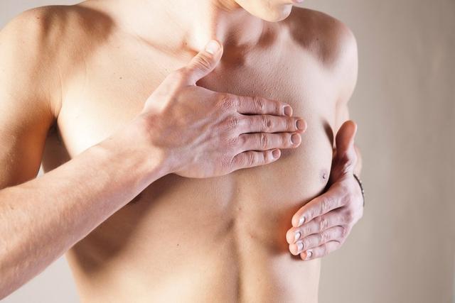 Không chỉ nữ giới, mà ung thư vú cũng có thể gặp ở nam giới. Ảnh minh họa