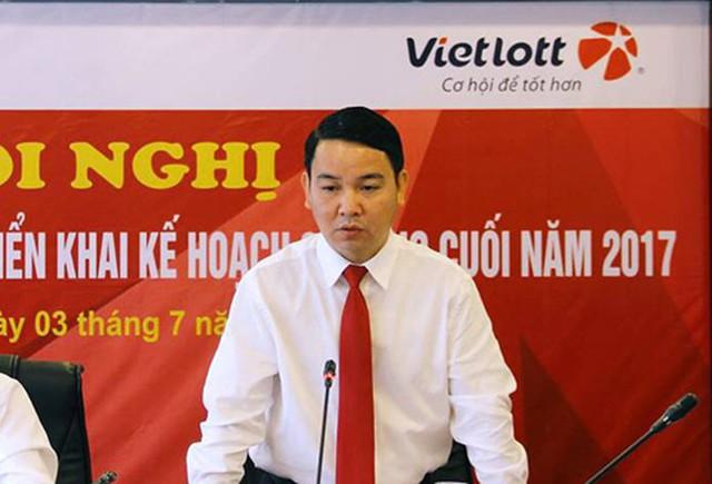 Theo lãnh đạo Bộ Tài chính, ông Tống Quốc Trường nghỉ chức Tổng giám đốc Vietlott theo nguyện vọng cá nhân. Ảnh:TL