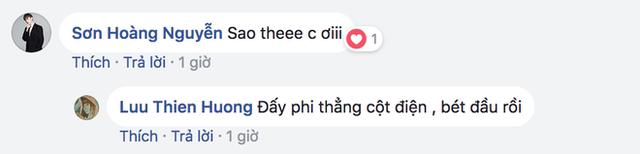 Soobin Hoàng Sơn không khỏi lo lắng gửi lời hỏi thăm tới Lưu Hương Giang.