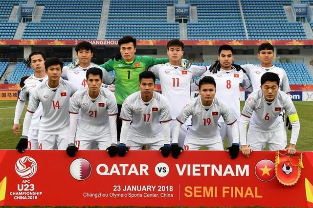 Đội tuyển U23 Việt Nam đang lập nên kỳ tích lịch sử tại giải AFC 2018.