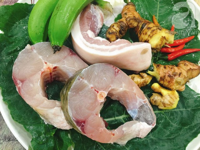 Trời lạnh ăn cá kho chuối xanh thì bao nhiêu cơm cũng hết sạch