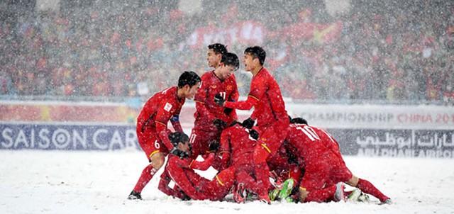 Mức thuế các cầu thủ U23 phải đóng cho các khoản tiền thưởng là 10%. Ảnh: AFC.